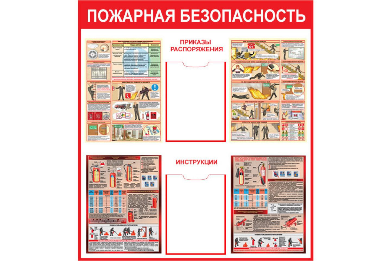 типовая инструкция по пожарной сигнализации